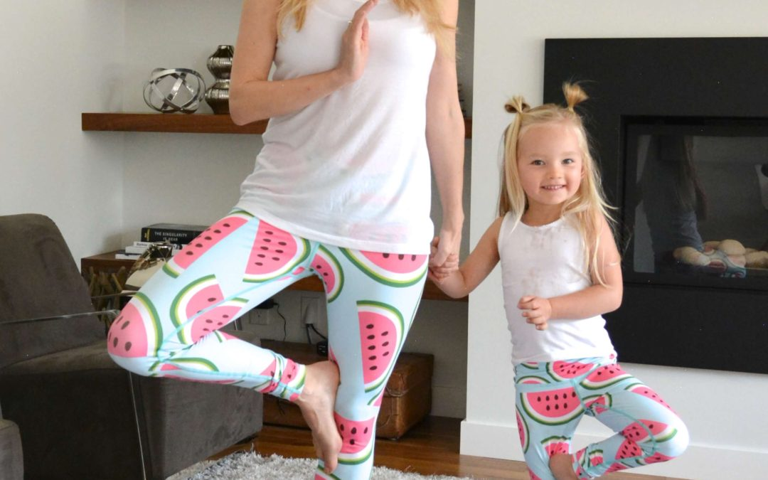 Cutest leggings on the planet (in our humble opinion)